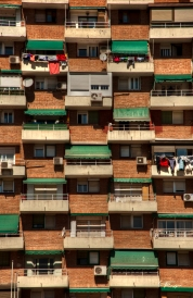 Apartments, Madrid, Spain.